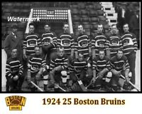 NHL 1924 - 25 Boston Bruins Team Picture 8 X 10 Photo Picture Free Shipping