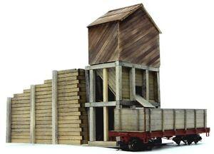 HO Scale HOn3 BANTA MODELWORKS #2129 Silverton Truck Dump