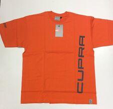 SEAT Cupra Men's T Shirt Roundneck Medium Genuine Accessory