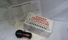 "Dynamic 1/4 ""  Shaker Harmonica Microphone  harmonica mic  harp microphone 1/4"""