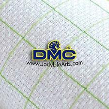 __Pre-grided __14ct white aida, cross stitch fabric/cloth, 150x100cm (59x39 in.)