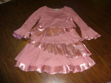 BOUTIQUE LUNA LUNA COPENHAGEN 6X GORGEOUS PINK DRESS