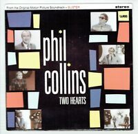 "Phil COLLINS Vinyl 45 tours 7"" TWO HEARTS - THE ROBBERY Edit WEA 257750 F Rèduit"