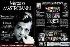 Coffret Marcello Mastroianni : Ginger et Fred / Ils vont tous bien / ...3 DVD