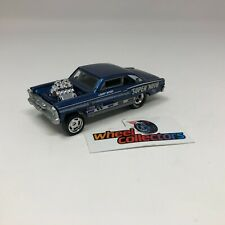 '66 Super Nova  w/ Rubber Tires * Hot Wheels Diorama LOOSE 1:64 * F1356
