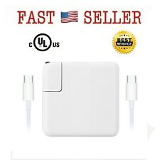61W PREMIUM USB C Power Adapter For MacBook 13-inch Laptop Charger MSH - FAST!