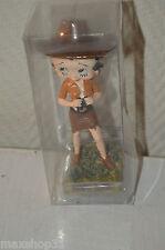 BETTY BOOP AVENTURIERE   Figure/Figurine 14 cm collection neuf N°26