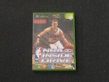 GIOCO XBOX MICROSOFT PALLACANESTRO NBA INSIDE DRIVE 2003