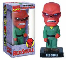 Marvel RED SKULL  PVC bobble-head 15cm