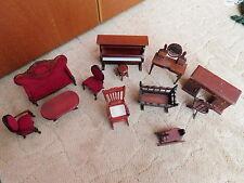 Arredamento casa delle bambole vendo in blocco.