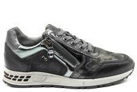 Nero Giardini A806422D Grigio Sneakers Scarpe Donna Calzature Comode