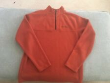 Men's Prana Zip Down Sweater, Size Small