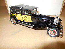 Harrah's Bugatti Royale 1/43 scale model.