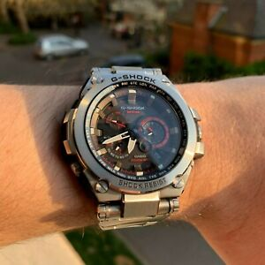 Casio G-Shock - MTG-S1000D-1A4 - Tough Solar, Radio Controlled - Great Condition