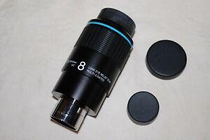 VIXEN LVW 8  Multi coated 8mm 65°deg Long Eye Relief 20mm Eyepiece