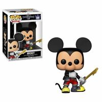 FUNKO - POP! GAMES KINGDOM HEARTS III MICKEY FIGURE TOY