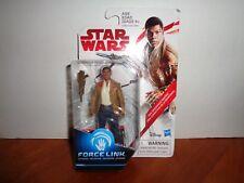 Star Wars The Last Jedi 3.75-In Figure Force Link Fighter Finn Brand New Sealed