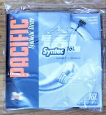 Pacific Syntec 16L ga String Co-polymer Synthetic Gut COMFORT 40' 1.29mm 1.2m