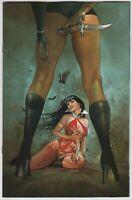 Vampirella #3 DYNAMITE 1:10 Ergun Gunduz Virgin Retailer Incentive Variant