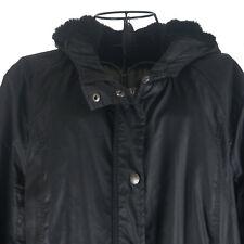 RJR Coat Hooded John Rocha Lined Padded Waterproof Windproof Size 18