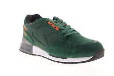 Diadora I.C 4000 Premium 170945-70156 Mens Green Suede Low Top Sneakers Shoes 8