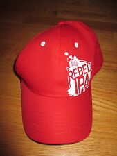 "SAMUEL ADAMS ""Rebel IPA"" Beer (Adjustable Snap Back) Cap"