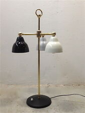 lampe lamps 1950s lights 50s french mid century deco bureau moderniste