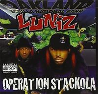 Luniz Operation stackola (1995) [CD]