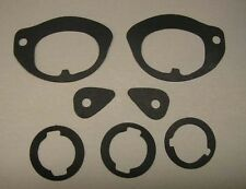 NEW 1964-1965 Pontiac GTO or Le Mans Outside Door Handle And Lock Gasket Set