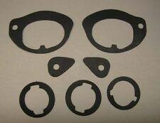 NEW 1966-1967 Chevy Nova or Chevy II Outside Door Handle And Lock Gasket Set