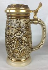 The Gold Rush Stein Beer Vintage Collectable Gold Rush 1987 San Francisco Avon