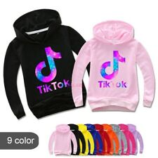 Tik Tok Children's Family Clothing Spring Autumn Popular Hoodie Jacket Top