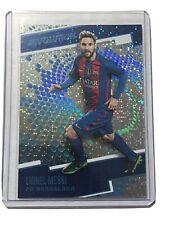 2017 Panini Revolution Lionel Messi Disco Parallel 15/25 SSP - FC Barcelona