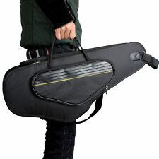 Gig Bag Oxford Cloth Backpack Adjustable Shoulder Straps for Alto Sax Saxophone