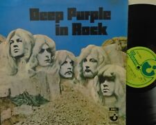 Deep Purple-en Rock-Gatefold Vinyl Lp A2/B1