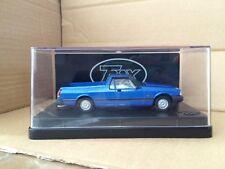 1/43  TRAX TR77 1993 Ford XG Falcon S Longreach Ute  Blue