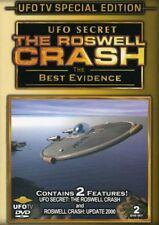 UFO Secret: The Roswell Crash - the Best Evidence [New DVD]