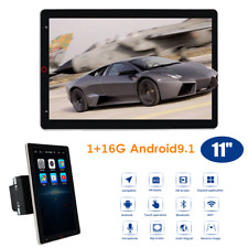"11"" 1080P Android 1+16G Car Manual Rotation Navigation MP5 Player Bluetooth Wifi"