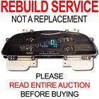 Rebuild Repair For 94 95 96 Chevy Chevrolet Caprice Impala Digital Cluster