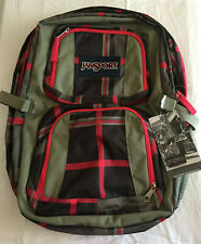 JANSPORT THE MERIT GREY TAR PERRY BACKPACK