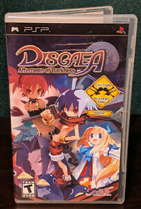 Disgaea: Afternoon of Darkness (PSP) *CASE ONLY* !COMBINE & SAVE!