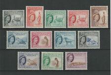 SOMALILAND (1953 QE-II SG#137-148 Landscape) MNH SuperB Cat.Val. £ 120.00