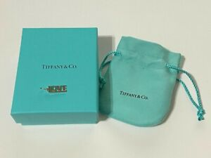 DISCONTINUED Tiffany & Co. LOVE Charm .925 Sterling Silver BRAND NEW NEVER WORN