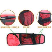 Car Seat Side Storage Organizer Interior RED Multi-Use Bag Accessory New