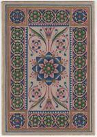 1 Single ANTIQUE Swap//Playing Card USNN FLORAL IRIS FLOWERS /'IRIS IR-1-1-A/'