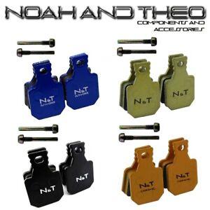 N&T Disc Brake Pads compatible with Magura MT1893 MT5 MT5E eSTOP MT7 Pro Screw