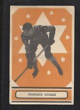 1933 OPC V304A #29 Normie Himes, Vintage New York Americans NHL Hockey 1933-34