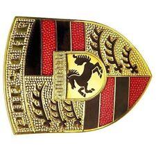 Front Emblem PORSCHE Crest Genuine for Porsche 911 912 924 928 930 944 968