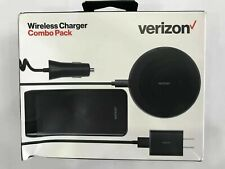 Verizon Wireless Charger Combo come w/iPhone Charging Pad,Battery Pack,Chargers