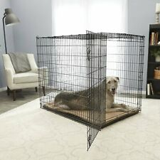 Frisco Xx-Large Heavy Duty Single Door Wire Dog Crate, 54 inch - Free Shipping